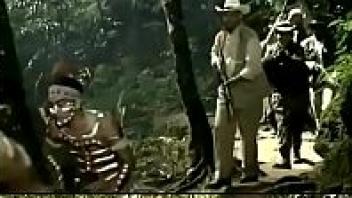 >หนังโป๊เอเชียเรทอาร์ยุคเก่า คนป่านักล่าหีจับเย็ดสาวนักโทษหญิงแหกคุก 99bb โดนควยมนุษย์กระทุ้งหีไม่สะใจ พอเจอควยคนป่ายัดรูหีเข้าไปร้องแทบไม่ออก