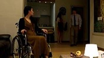 >คนพิการก็ข่มขืนไม่เลือก หนังโป๊เรทอาร์ของหนุ่มขี้เย็ดเกาหลี จับเมียเย็ดทุกคืนเย็ดไม่ถึงใจ แอบxxxมาลองหีคนพิการของพี่สาวเมียดูบ้าง เพื่อจะได้เปลี่ยนรสชาติเย็ดคนปกติไปเอากับคนพิการแทน