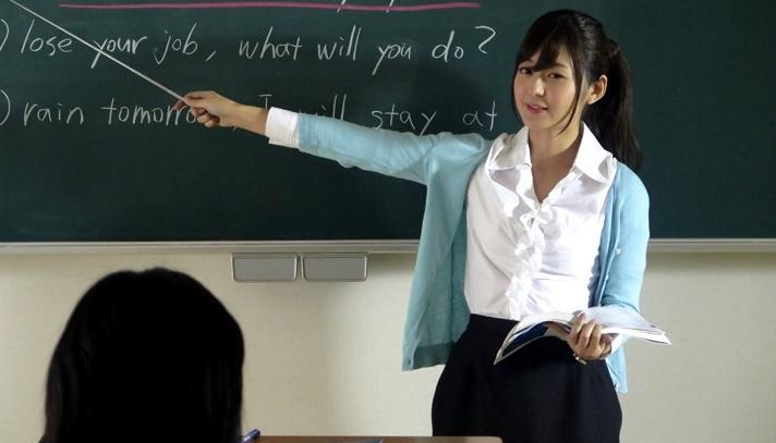 >ADN-117 Rina Ishihara แบล็คเมล์อาจารย์สาว ซับไทย jav