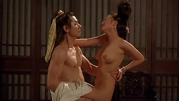 >หนังจีนเรทอาร์18+ บทรักอมตะ ตำนานหนังโป๊ฉากเย็ดเด็ดของพระเอก Wai Kin Lam กระเด้าหีจนนางเอกน้ำแตก