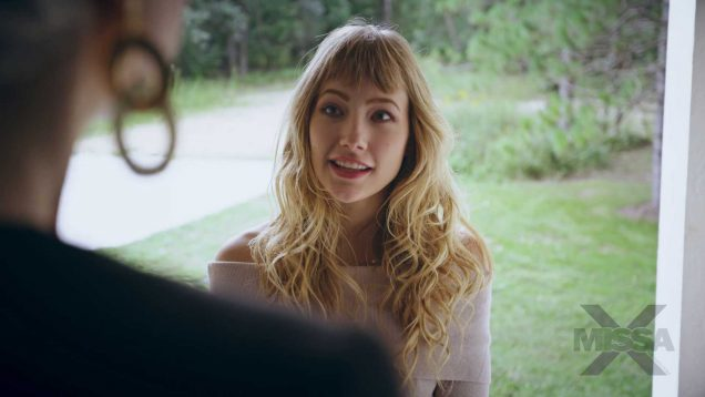 >AVซับไทย Ivy Wolfe น้ำตาลรักสลักน้ำตา MissaX